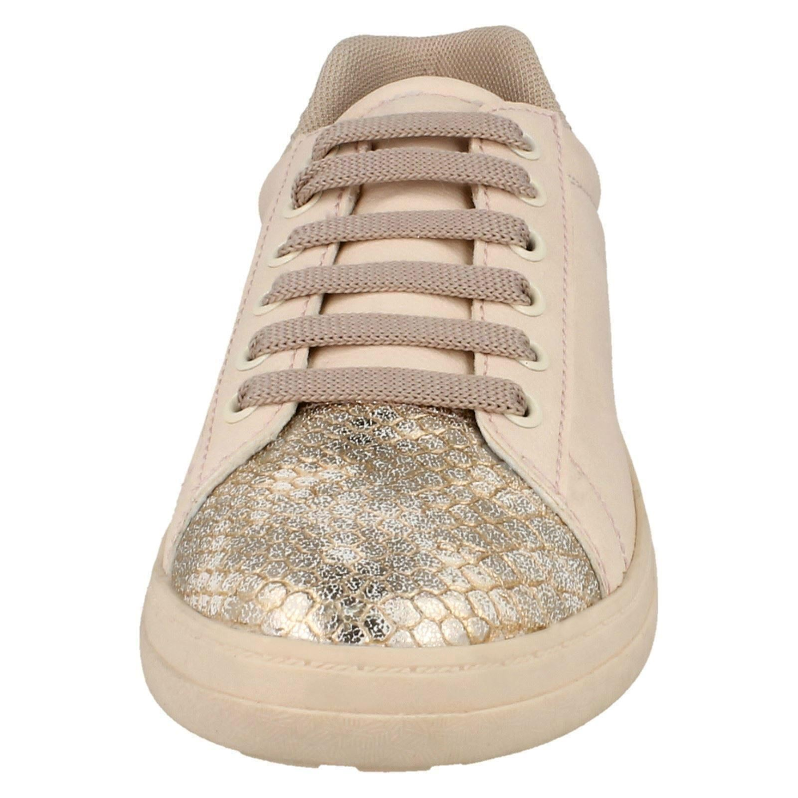 beige Nude Lace Snake Up Trainers Ladies Casual On Spot Design SqwfWTP7