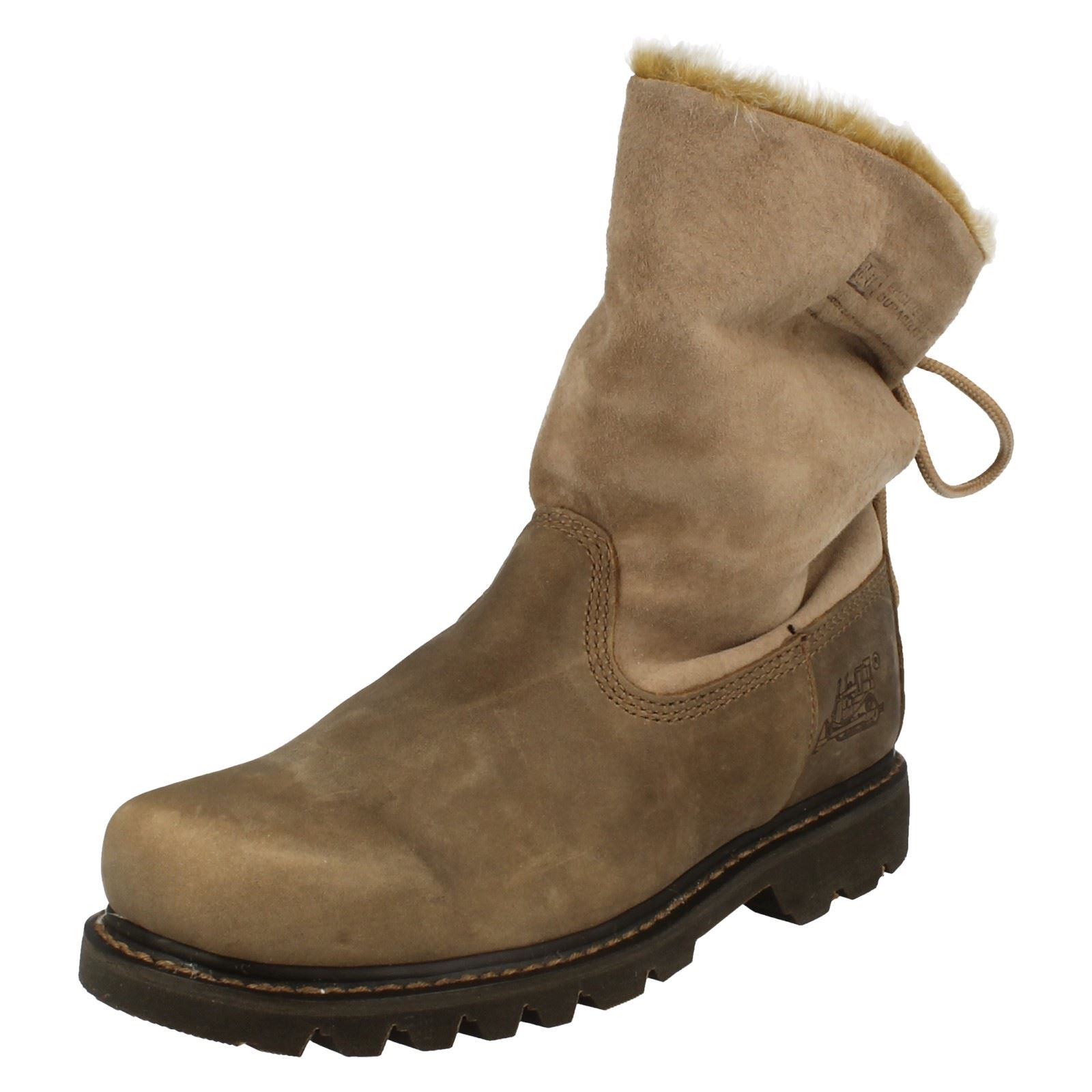 Ladies Caterpillar Ankle Boots Bruiser Scrunch; Picture 2 of 10 ...