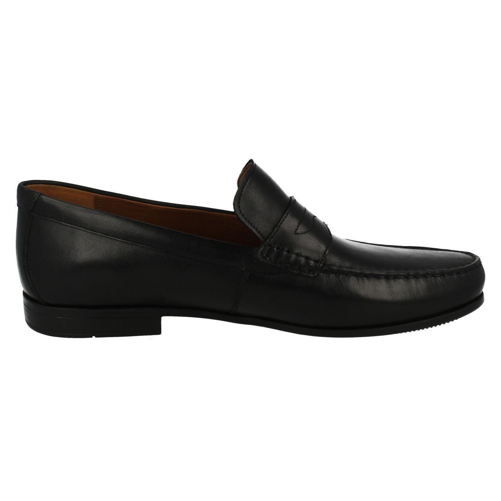 Da Uomo Formali Clarks Formali Uomo Mocassini Scarpe in pelle stile da MOCASSINO CLAUDE Lane b48991