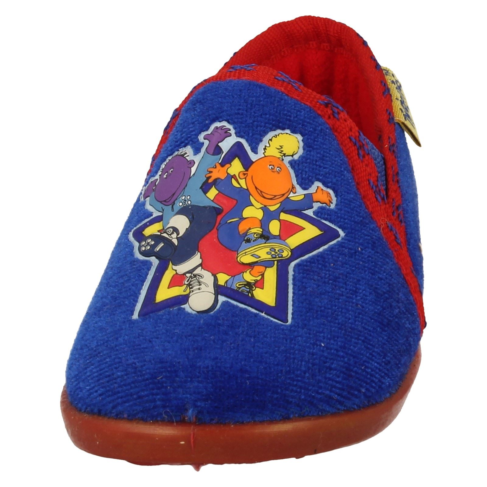 Infant Boys and Girls Tweenie Slippers