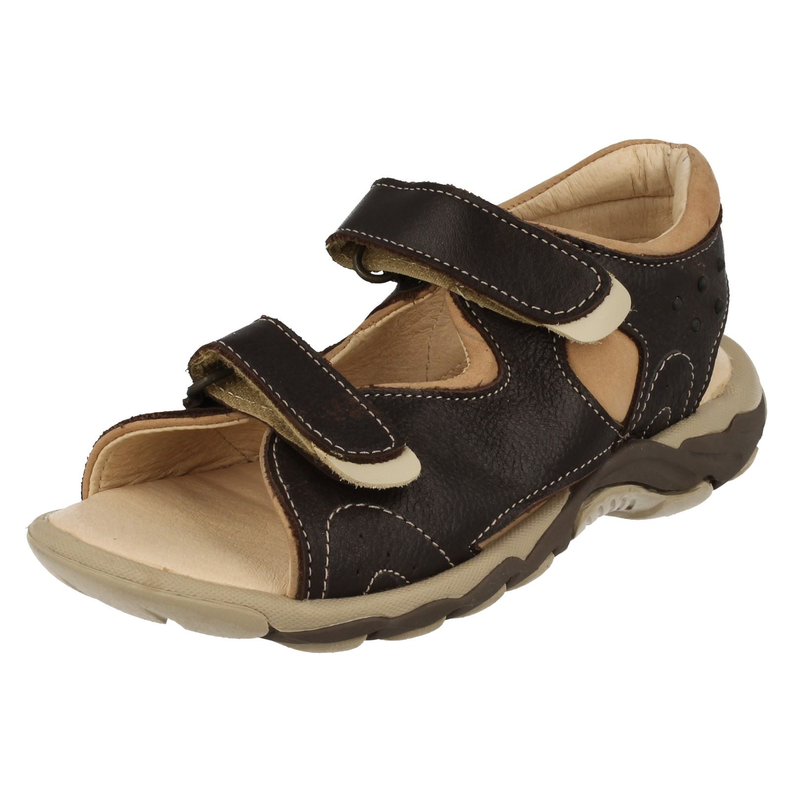 Boys Max and May Open Back Sandals Car