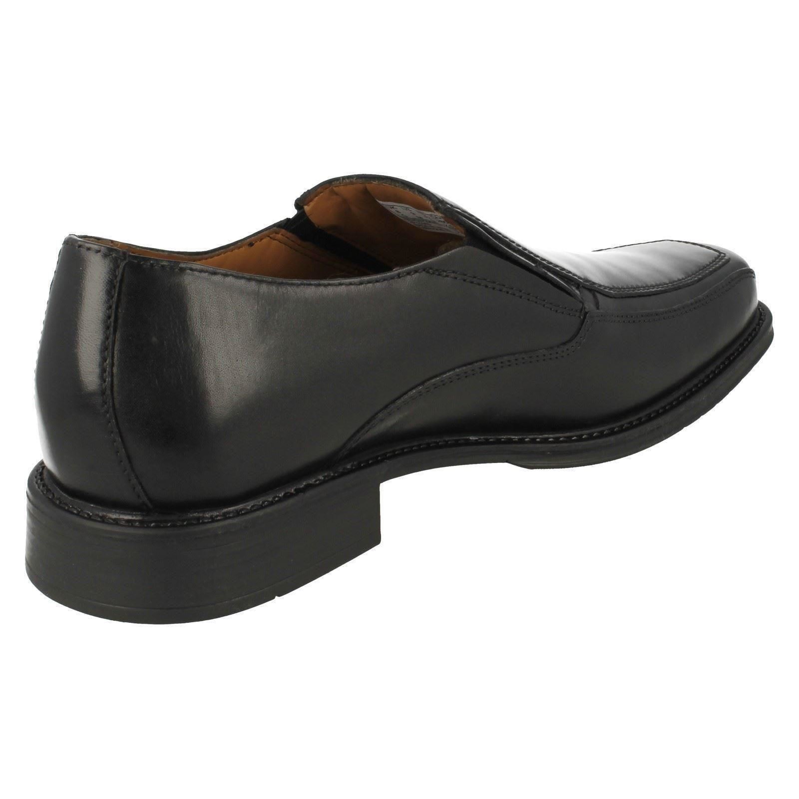 Herren Clarks Formal Slip On Schuhes Driggs Driggs Schuhes Free a073a5