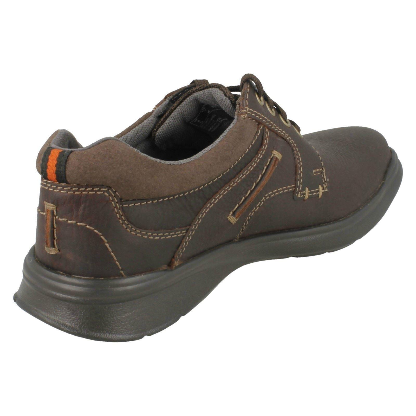 'Cotrell Herren Clarks Casual Schuhes 'Cotrell  Plain' fea973