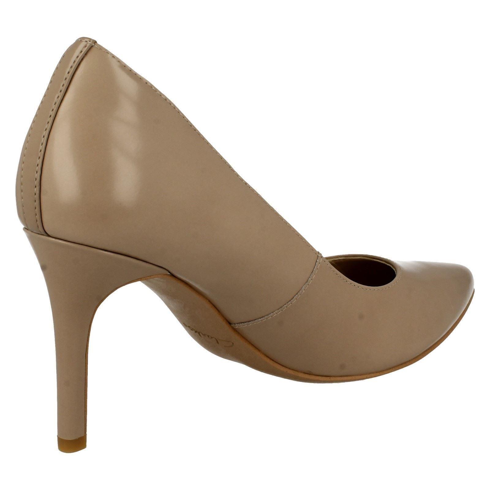 Ladies-Clarks-High-Heel-Shoes-Dinah-Keer