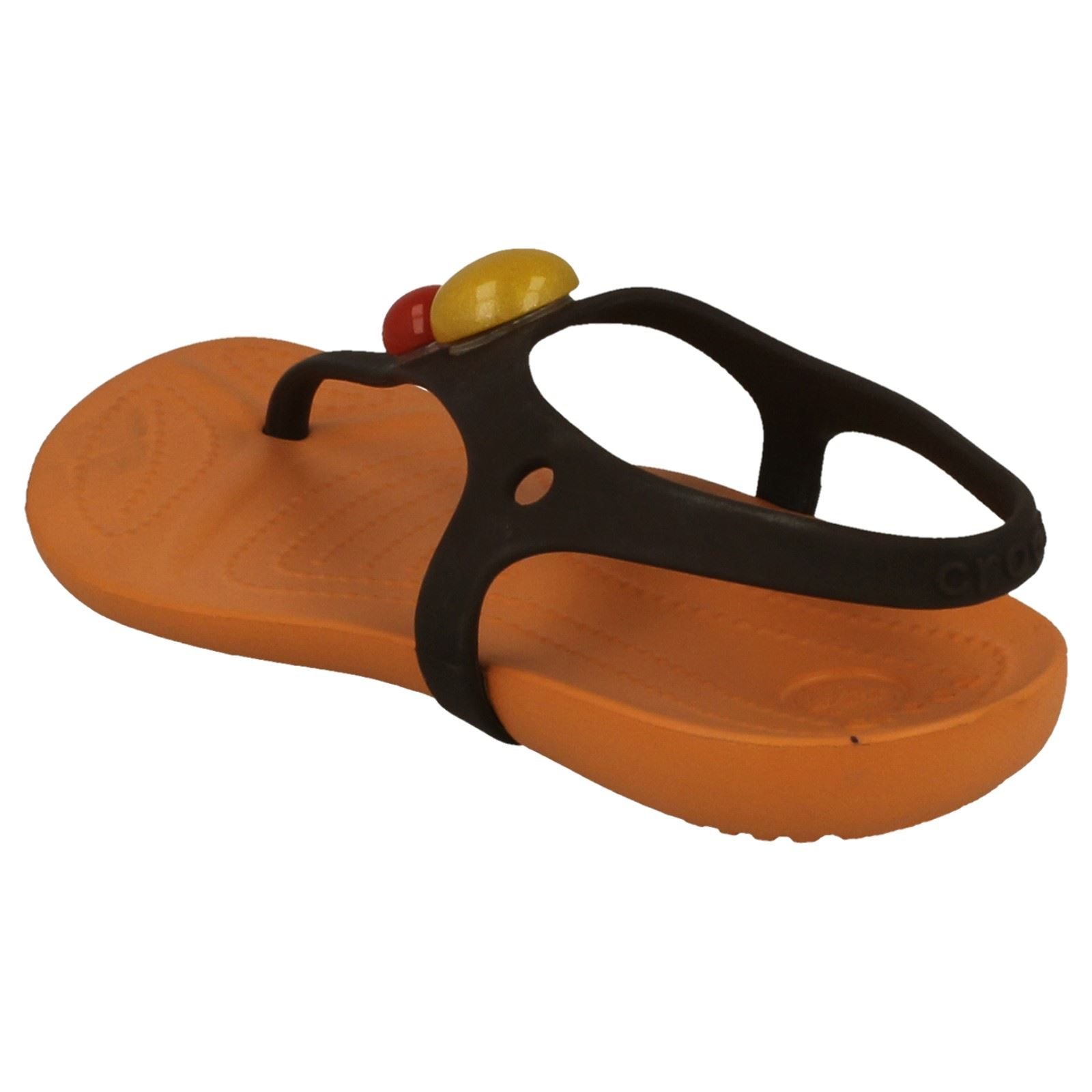 Crocs Aliana Sandali da arancione pompelmo Sandali donna OAwUwnq64