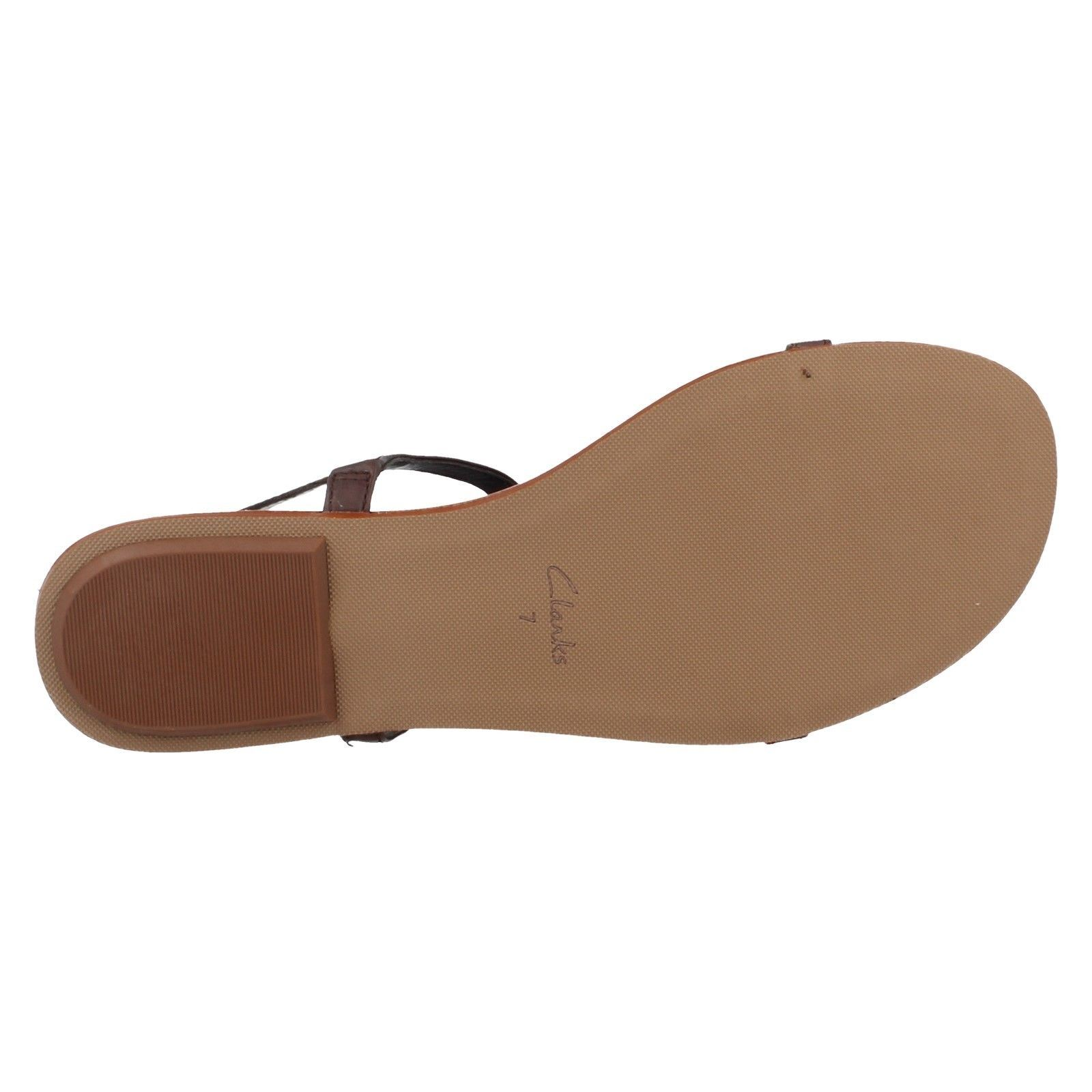 3e4a1a826cf2 Ladies Clarks Sandals Test Gem