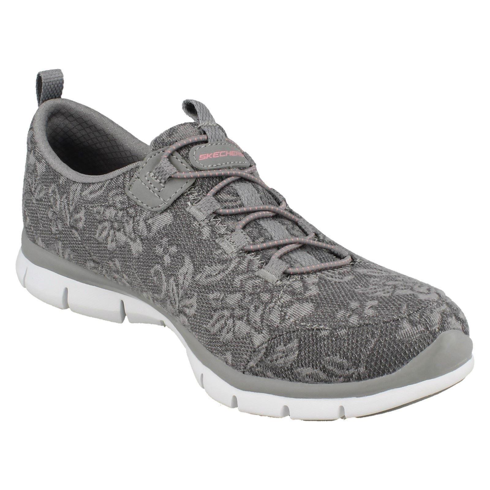 Skechers Scarpe da ginnastica Donna Dettaglio in in in Pizzo-Lacey 22764 b3d150
