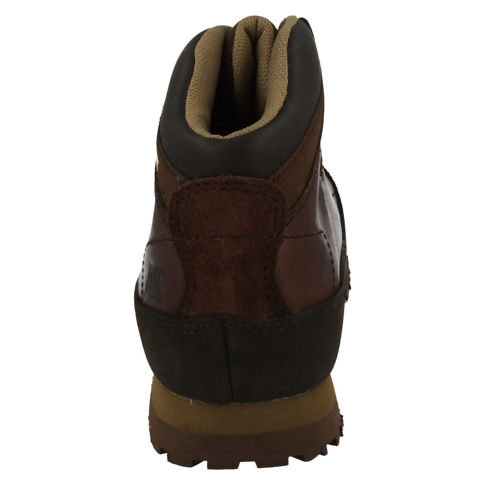 in Stivaletti Brown uomo da Restore pelle Dark Caterpillar RdwZ6dUqx