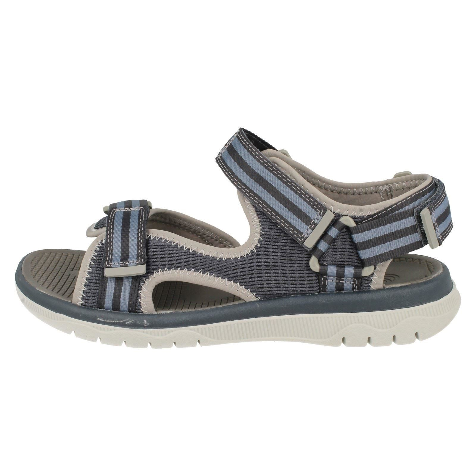 267ee247d5e Clarks Balta Sky Mens Cloudsteppers Sandals UK 8.5 Navy. About this  product. Picture 1 of 10  Picture 2 of 10  Picture 3 of 10 ...