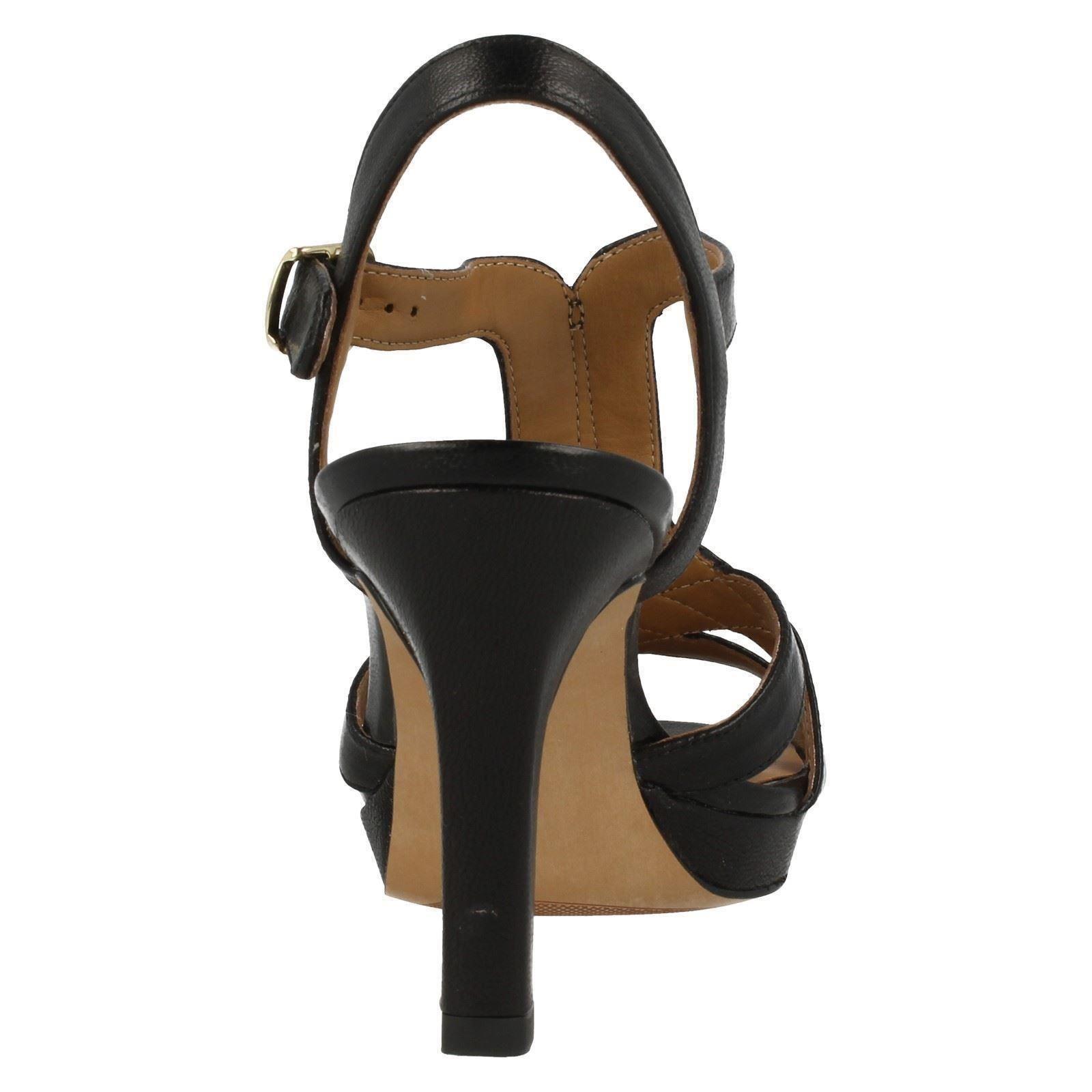 7f99d0f56a12 Ladies-Clarks-High-Heeled-Fashion-Sandals-Delsie-Risa thumbnail
