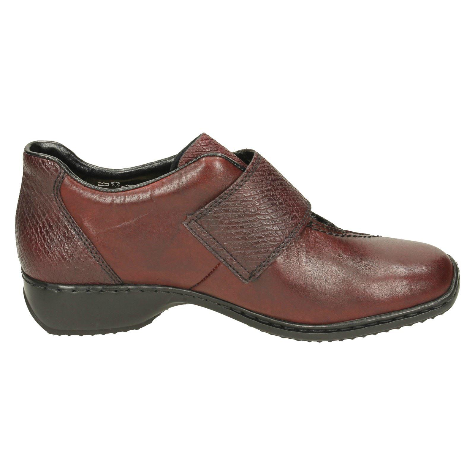 mesdames rieker occasionnel occasionnel rieker chaussure l3856 b06490