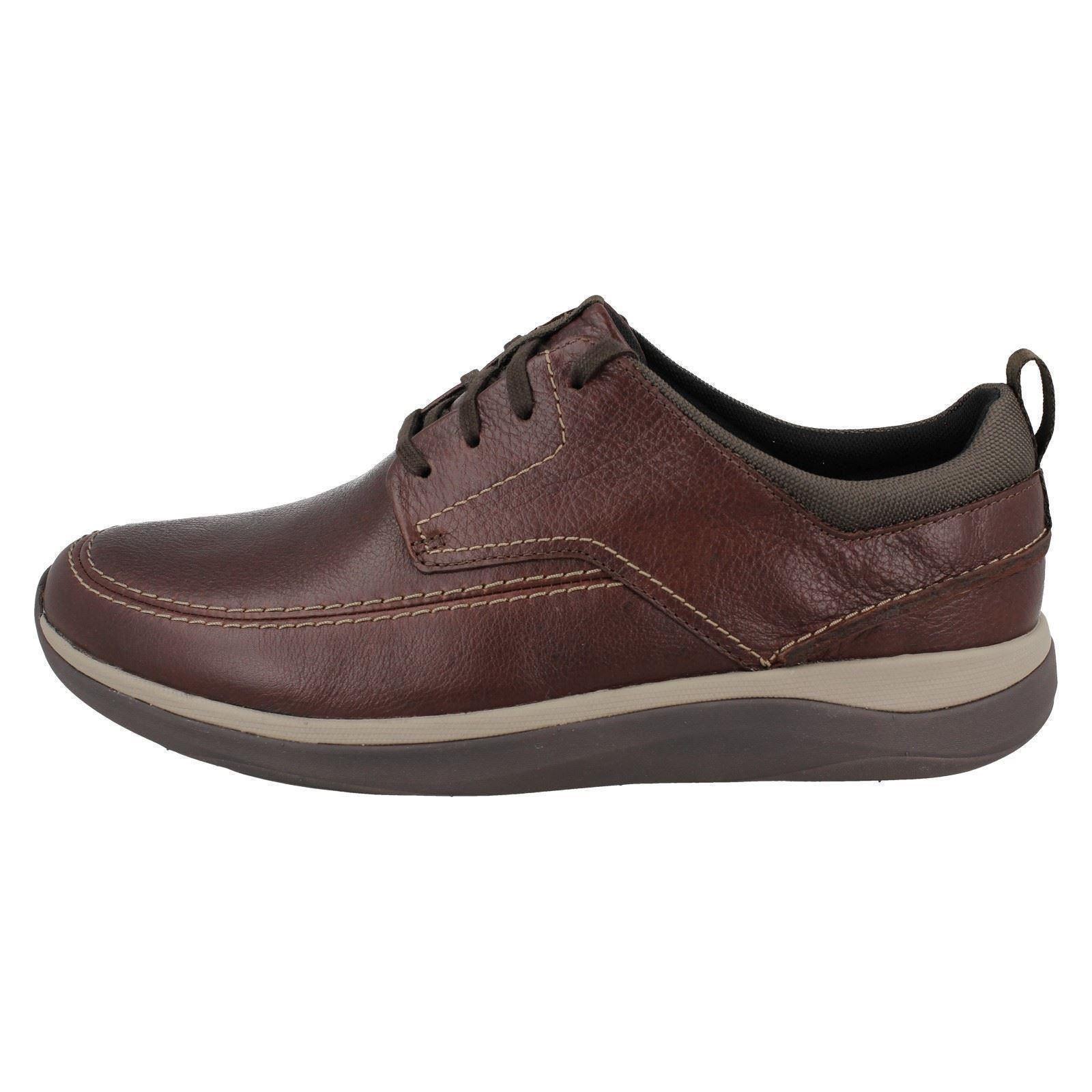 Mens-Unstructured-by-Clarks-Lace-Up-Shoes-039-Garratt-Street-039 thumbnail 19