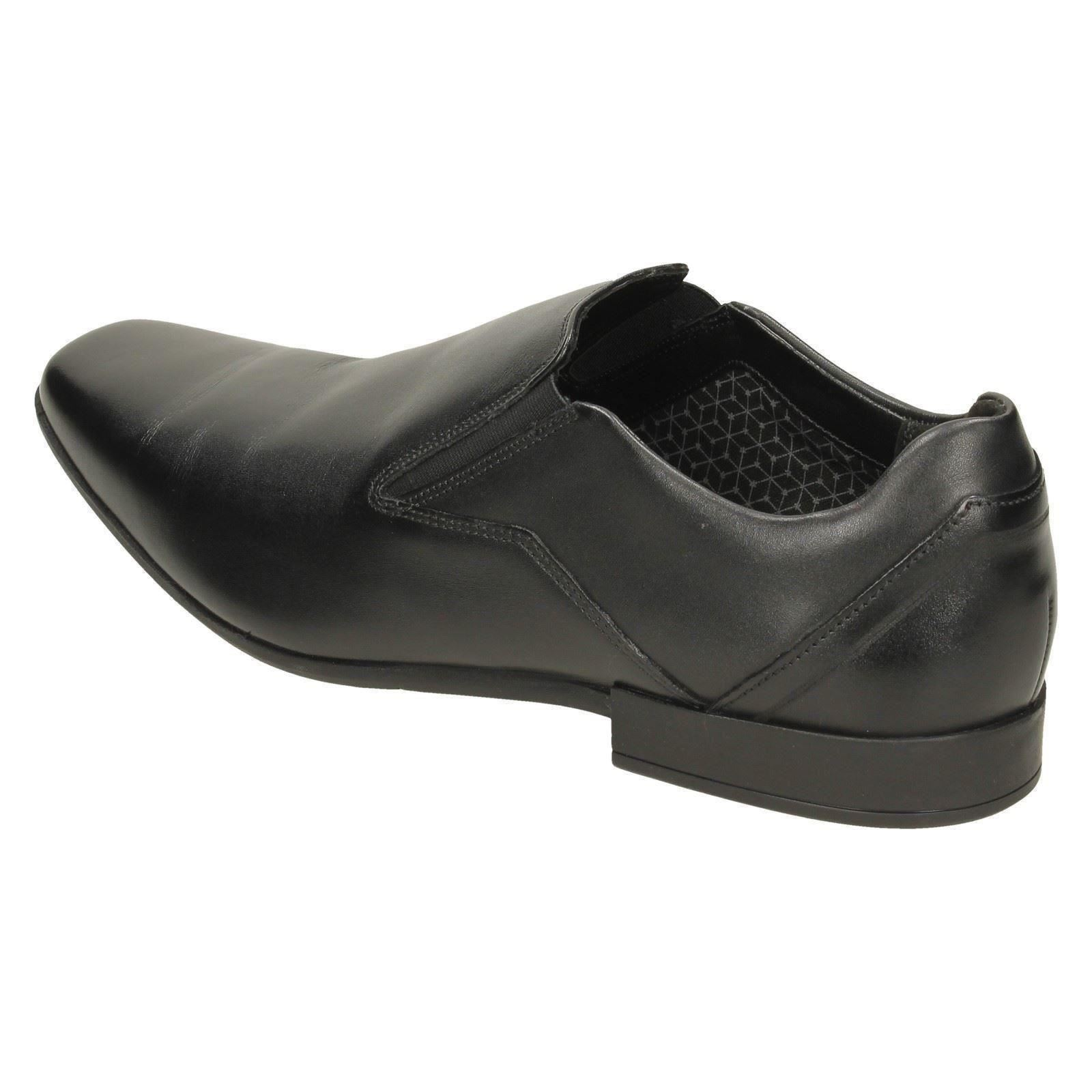 Uomo Schuhes Clarks Formal Slip On Schuhes Uomo Glement Slip 2efc54