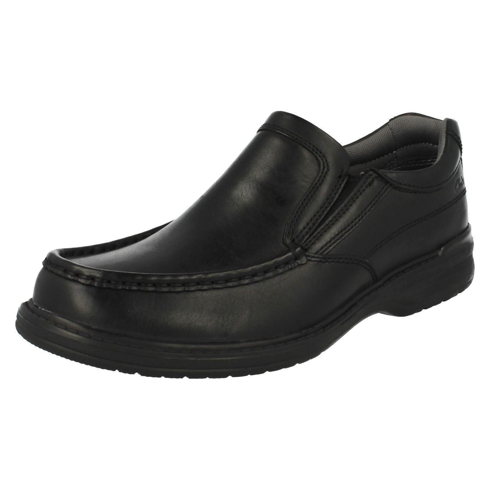 'Mens Clarks' Slip On Keeler Shoes - Keeler On Step fc5dd7