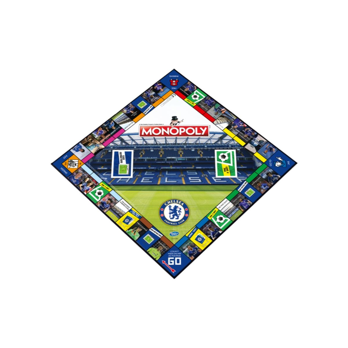 chelsea board game