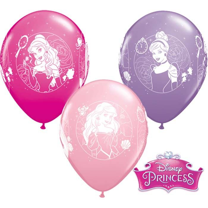 Disney-Princess-Pink-Birthday-Party-Tableware-Floral-Decorations-Girls-Pretty thumbnail 11