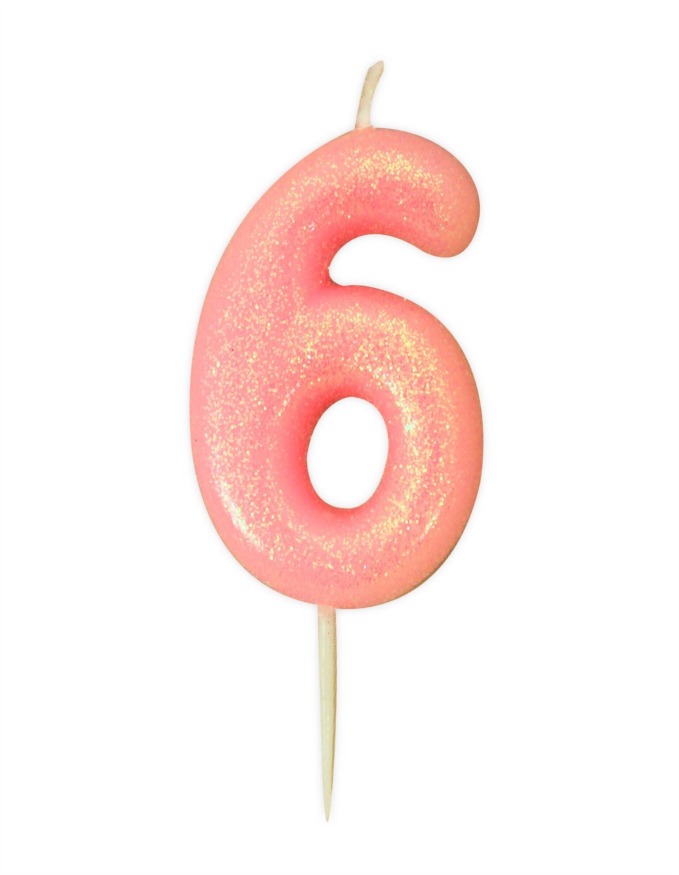 Pink-Glitter-Cake-Candles-Age-Milestone-Birthday-Party-Decorations-Topper-Girls thumbnail 8