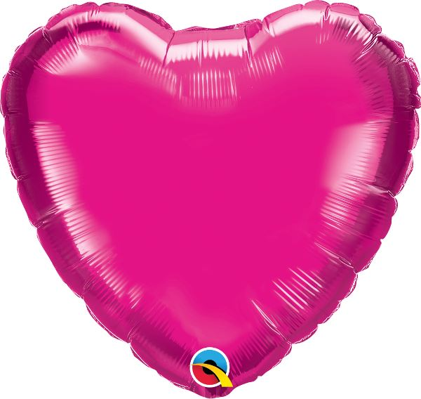 Personalised-Foil-Balloon-Heart-18-034-Message-Name-Birthday-Party-Decorations-Age thumbnail 8