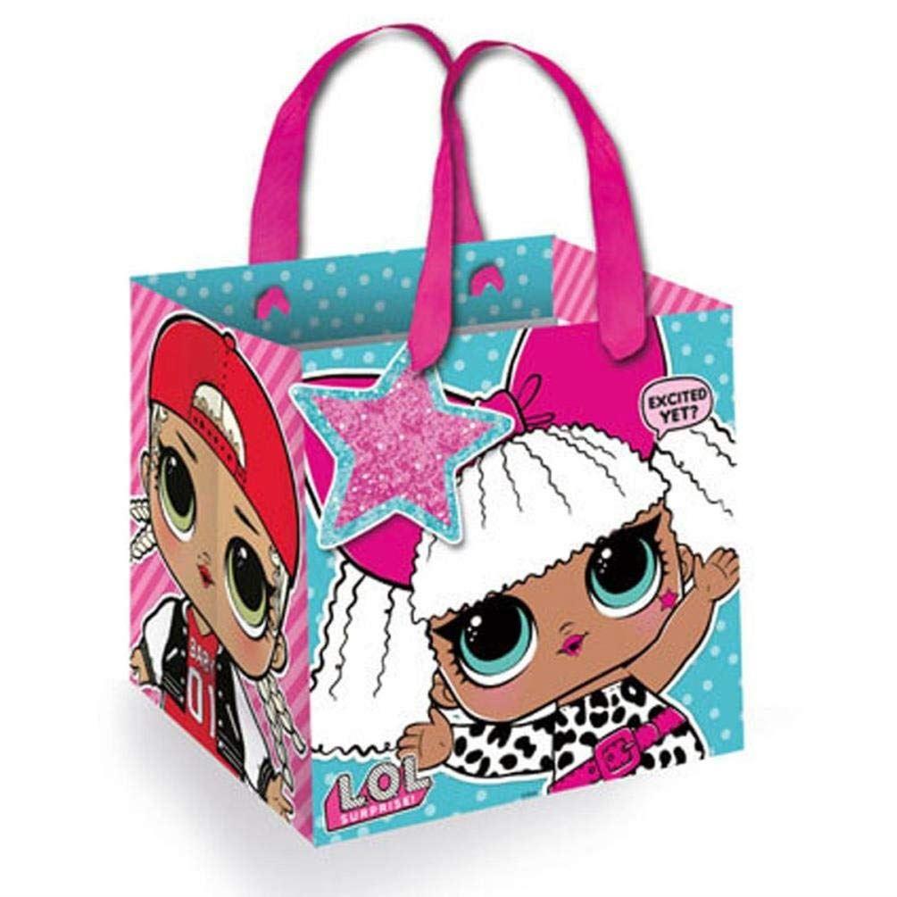 Lol Surprise Gift Bags L O L Dolls Girls Bag Birthday Present Wrap