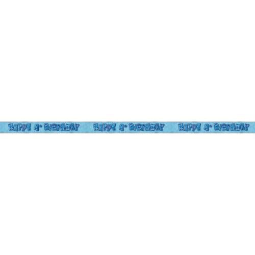 4-ans-bleu-joyeux-anniversaire-garcons-decorations-de-fete-4th-banniere-bunting-ballons