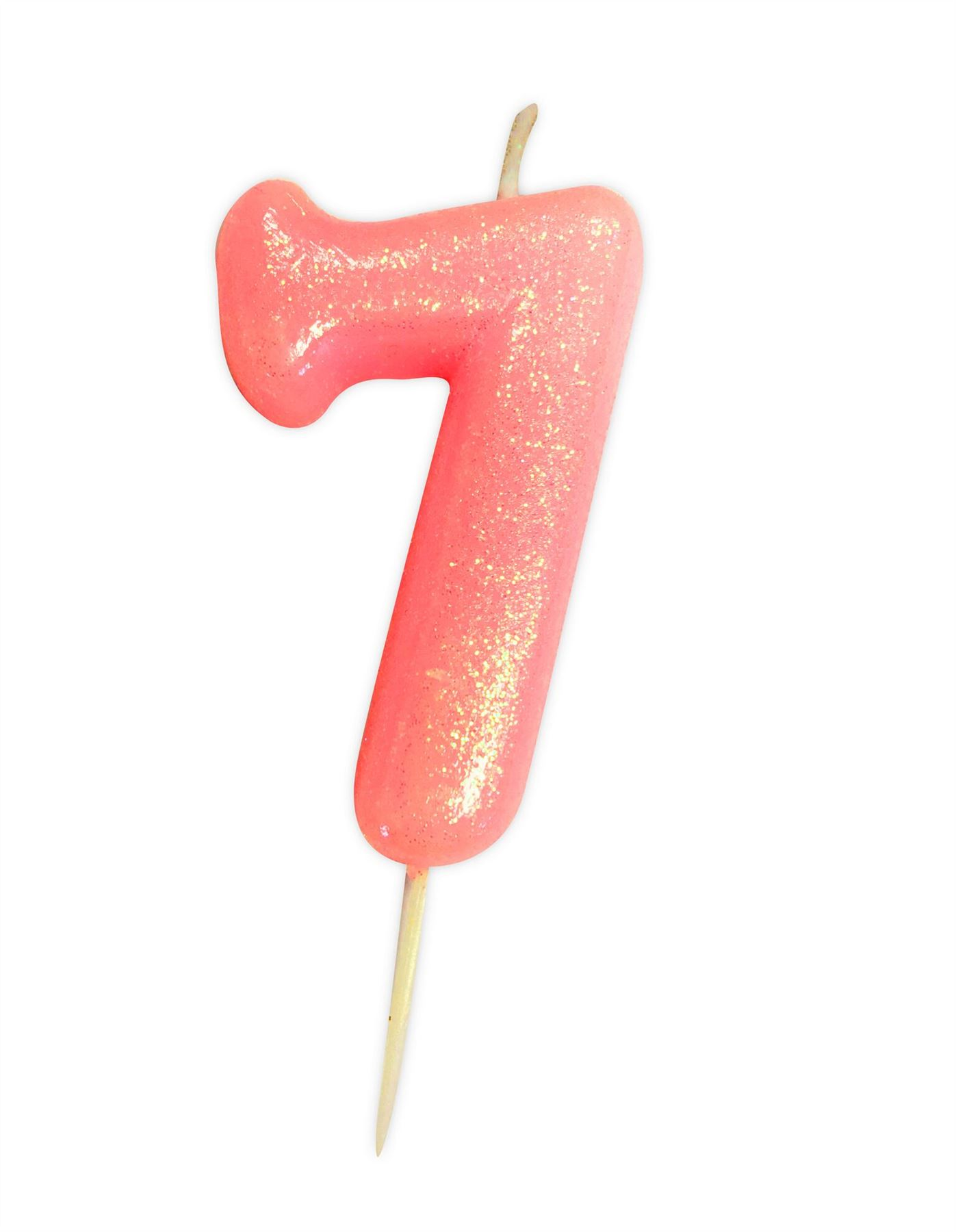 Pink-Glitter-Cake-Candles-Age-Milestone-Birthday-Party-Decorations-Topper-Girls thumbnail 9