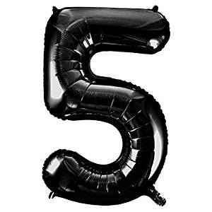 34-034-Giant-Foil-Number-Air-Helium-Glitz-Large-Balloons-Birthday-Party-Wedding