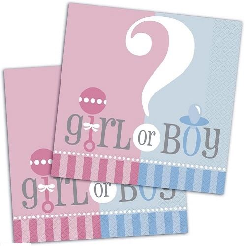 Gender-Reveal-Baby-Shower-Tableware-Boy-Girl-Decorations-Pink-Blue-Neutral-Party