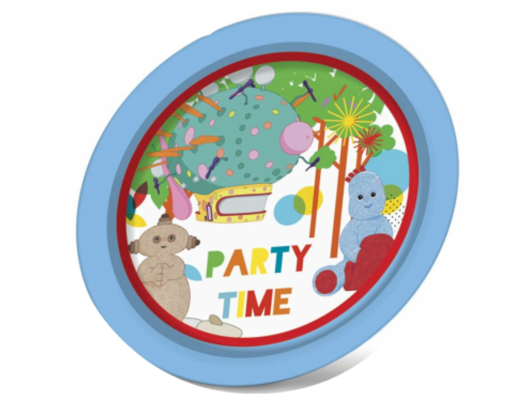 In The Night Garden Party Decorations Childrens Birthday Tableware