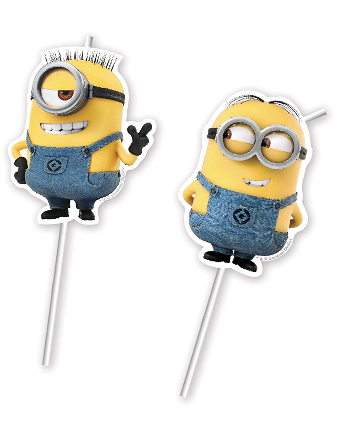 Minions Childrens Birthday Party Tableware Despicable Me ...