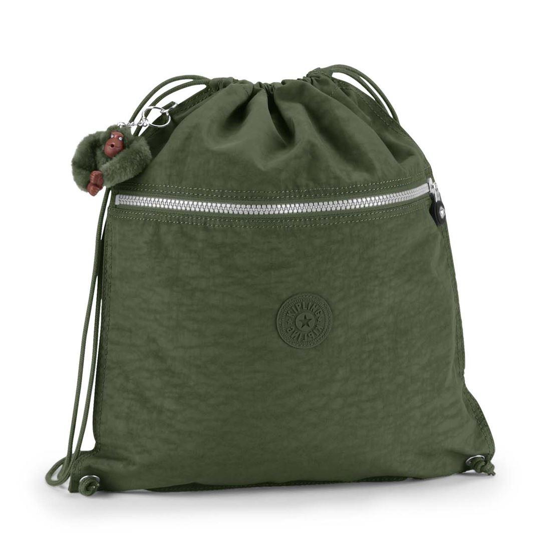 Kipling Supertaboo Traditional Drawstring Bag for School