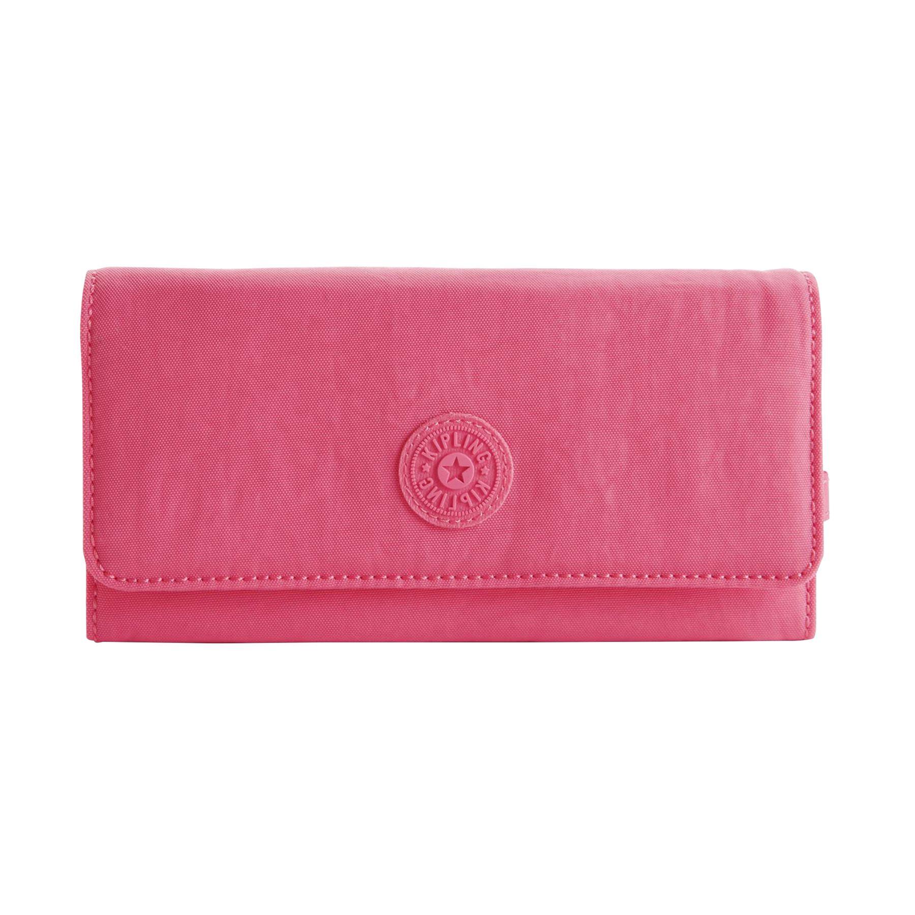 Kipling-Brownie-Tri-Fold-Women-039-s-Ladies-Purse-Wallet-2018-Colours