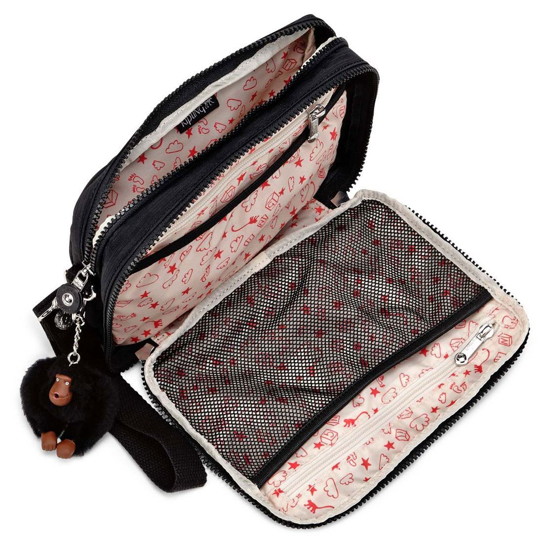 Kipling Donnica Baby Changing Bag Insert With Changing Mat
