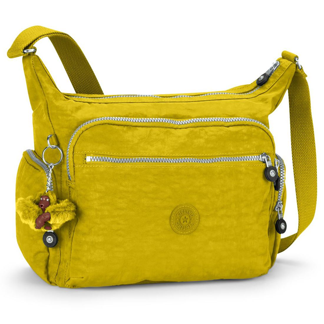 Kipling Gabbie Ladies Medium Shoulder Bag / Cross Body ...