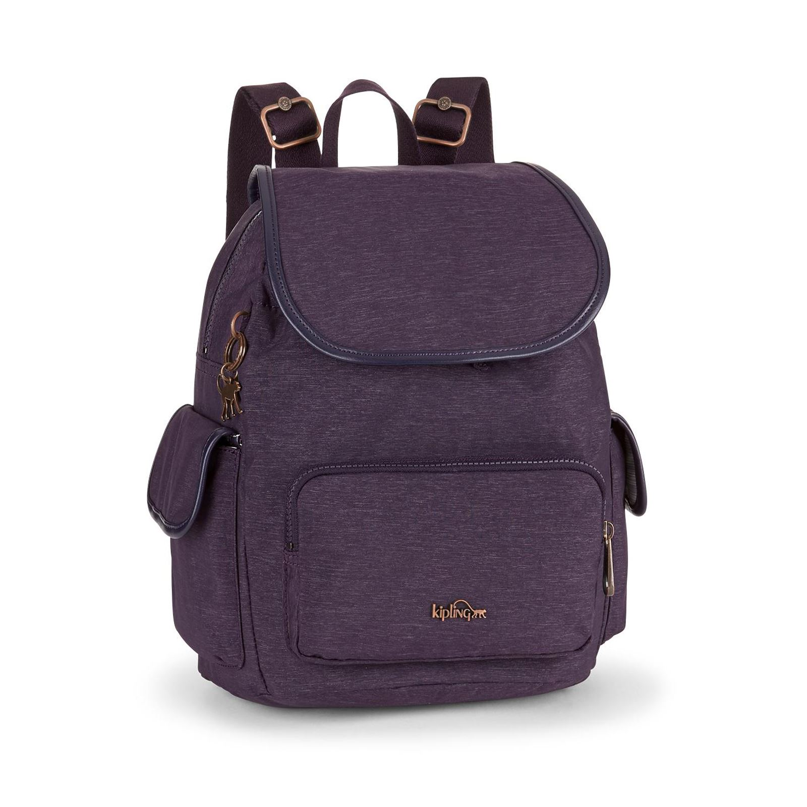 kipling city pack s backpack rucksack university work gym new 2018 colours ebay. Black Bedroom Furniture Sets. Home Design Ideas