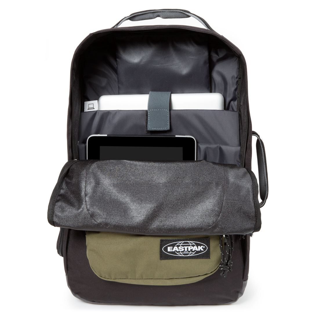 Eastpak Nola Backpack Tuck Away Straps   Briefcase with Laptop ... 7df2edb90d79