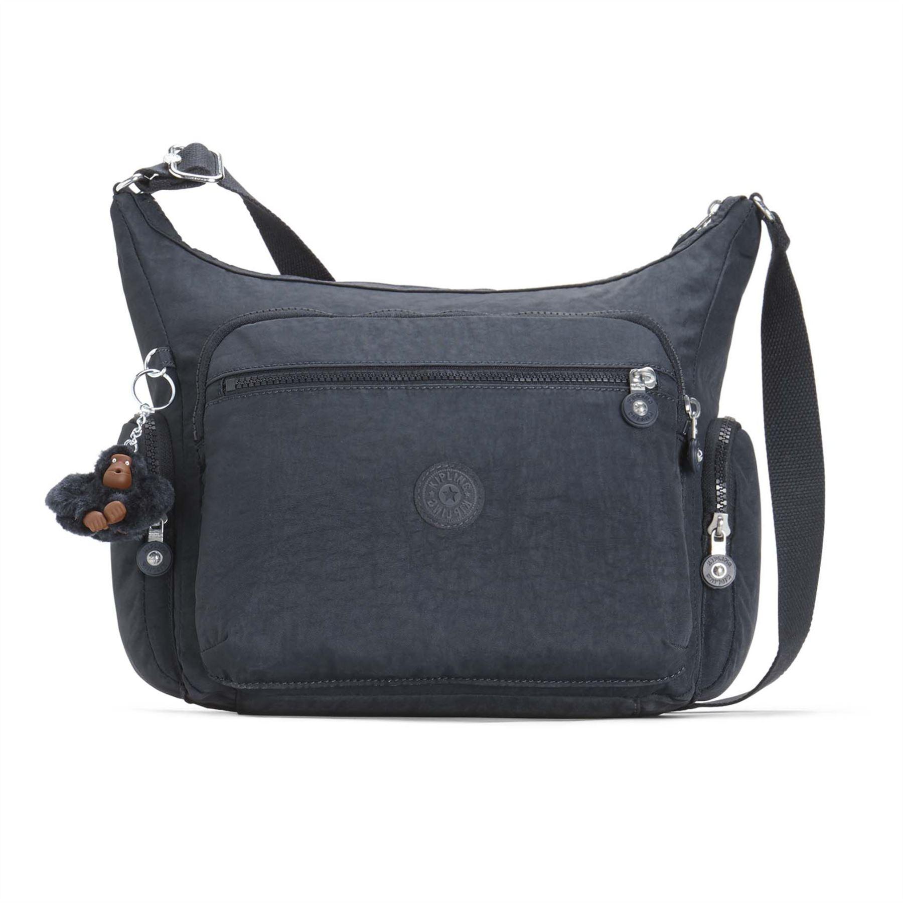 77c2a92363 Ladies Shoulder Bag Kipling GABBIE K15255 True Navy H66 for sale ...