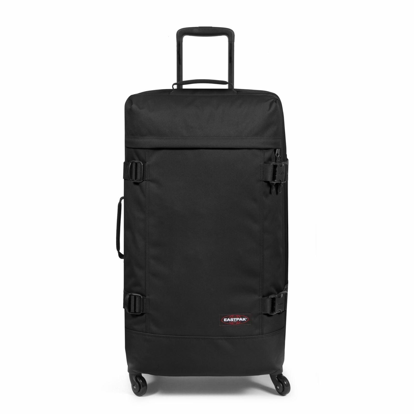 2018 sneakers beste prijs 100% authentiek Details about Eastpak Trans4 L Large 4 Wheel Rolling Suitcase / Holdall -  30 Year Warranty