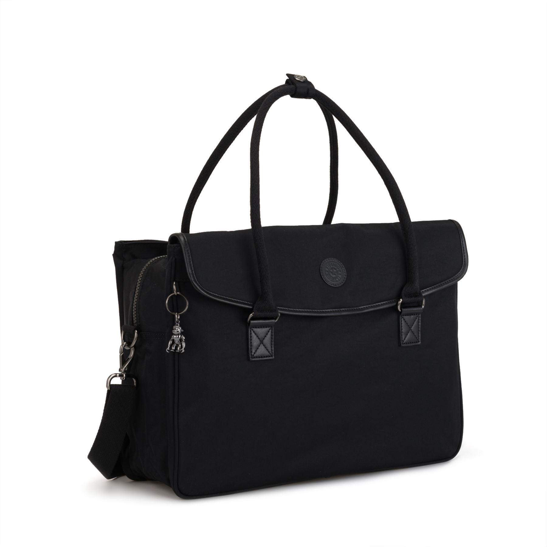 888247a28f Kipling Superwork Womens Laptop Bag, with Organiser & Adjustable ...