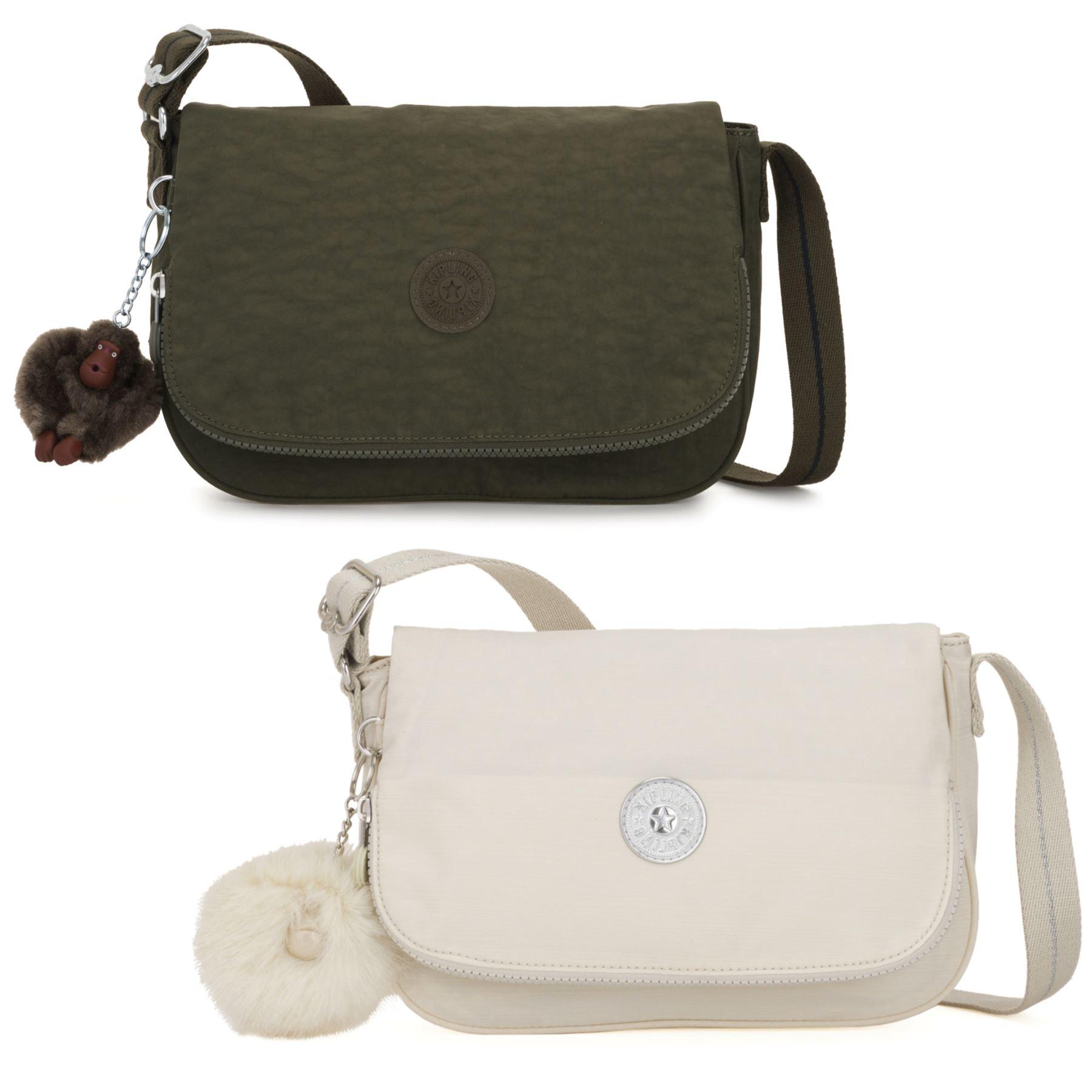 606ef9d47d92 Details about Kipling Earthbeat S Womens   Ladies Fashion Handbag w  Secure  Pocket