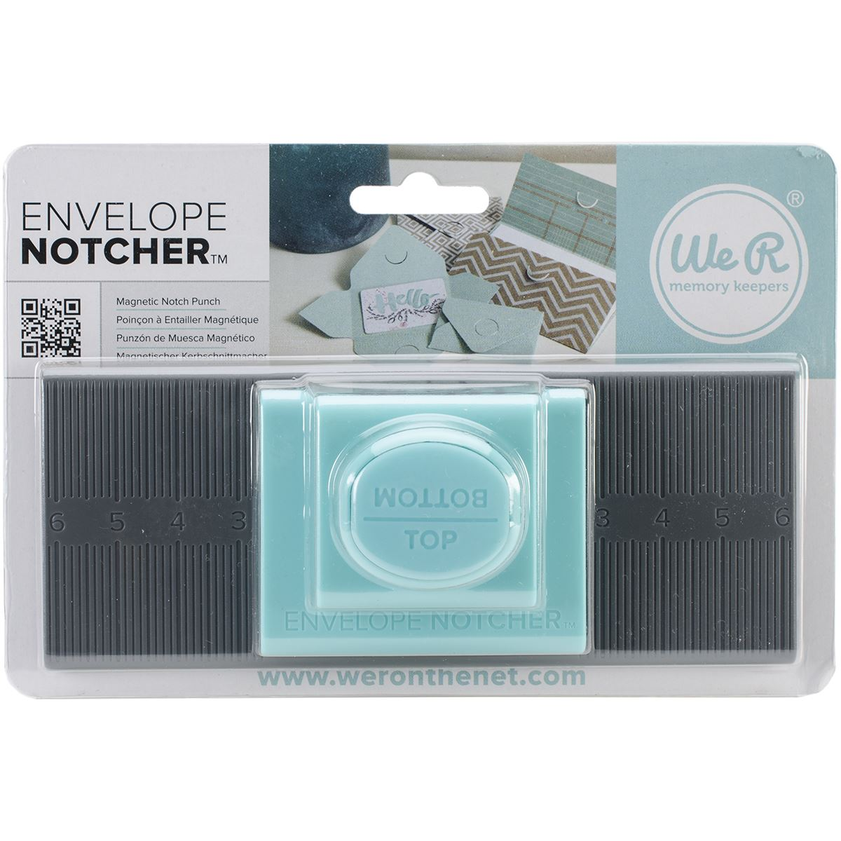 Envelope Notcher Punch - We R Memory Keepers