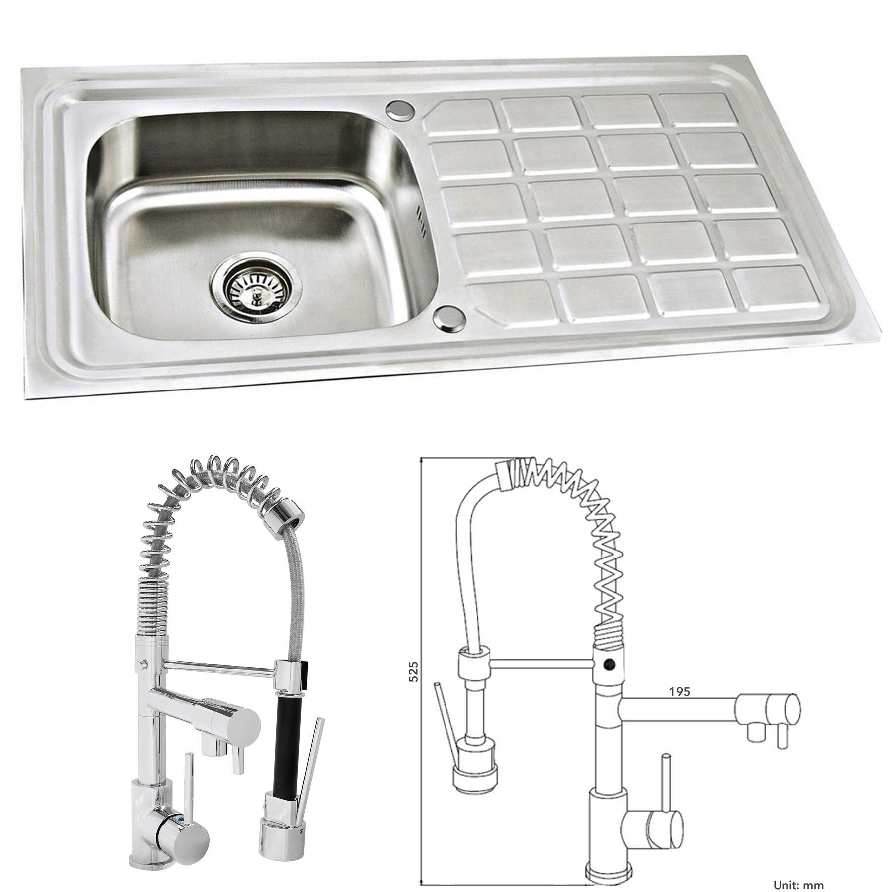 inset stainless steel kitchen sinks es3014 stainless steel kitchen sink reversible 1 0 bowl 7530