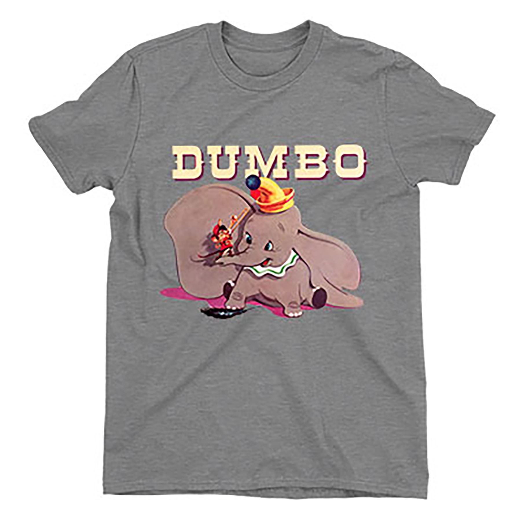 Disney Damen Dumbo Timothy/'s Trombone T-Shirt