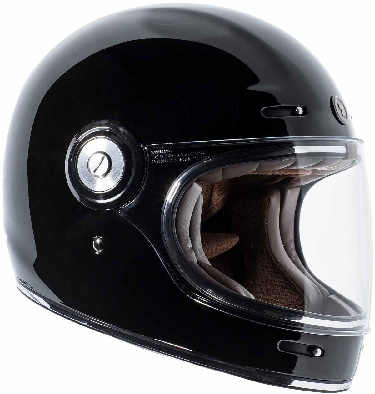 miniature 8 - Torc T1 Helmet Retro Vintage Style Fiberglass DOT Approved XS-2XL