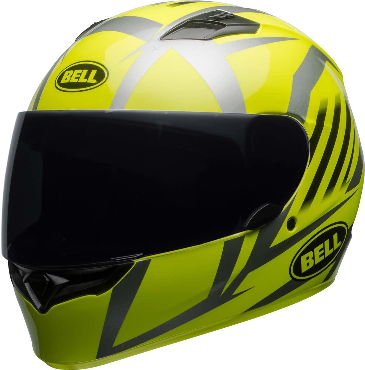 Bell-Qualifier-Helmet-Full-Face-Motorcycle-Clear-Shield-DOT-XS-3XL miniature 38