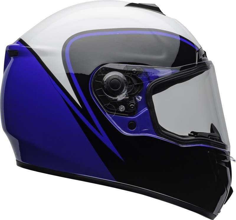 Bell-SRT-Helmet-Full-Face-Eyewear-Friendly-Fiberglass-DOT-SNELL-M2015-XS-2XL miniature 31