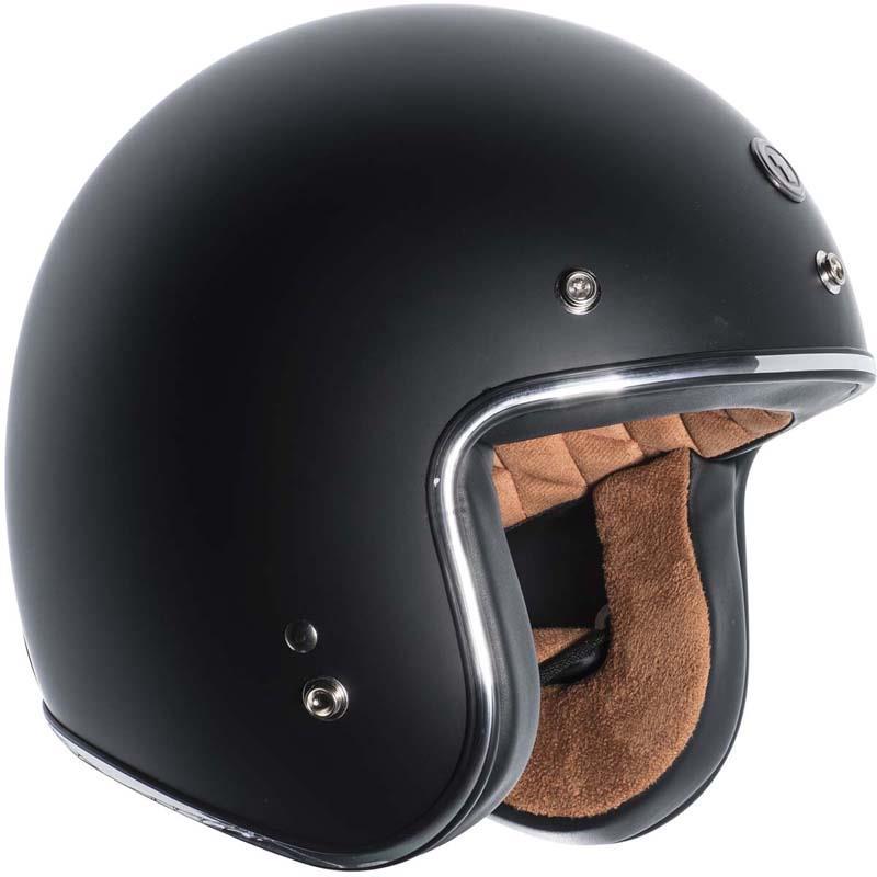 miniature 3 - Torc T50 Helmet 3/4 Open Face Motorcycle 3 Snap DOT XS-2XL 2020-21 Line