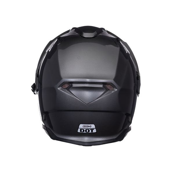Bell-Mag-9-Helmet-Inner-Sun-Shield-Open-Face-Motorcycle-DOT-Sena-Cut-Out miniature 28