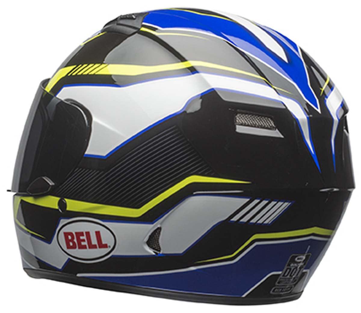 Bell-Qualifier-Helmet-Full-Face-Motorcycle-Clear-Shield-DOT-XS-3XL miniature 27