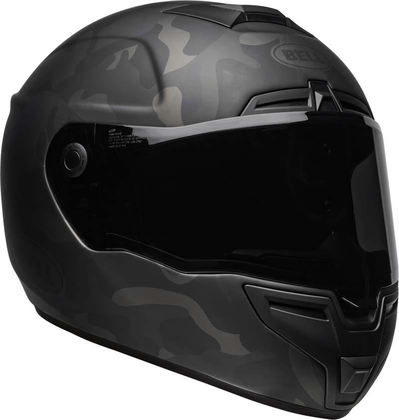 miniature 52 - Bell SRT Helmet Full Face Eyewear Friendly Fiberglass DOT SNELL M2015 XS-2XL