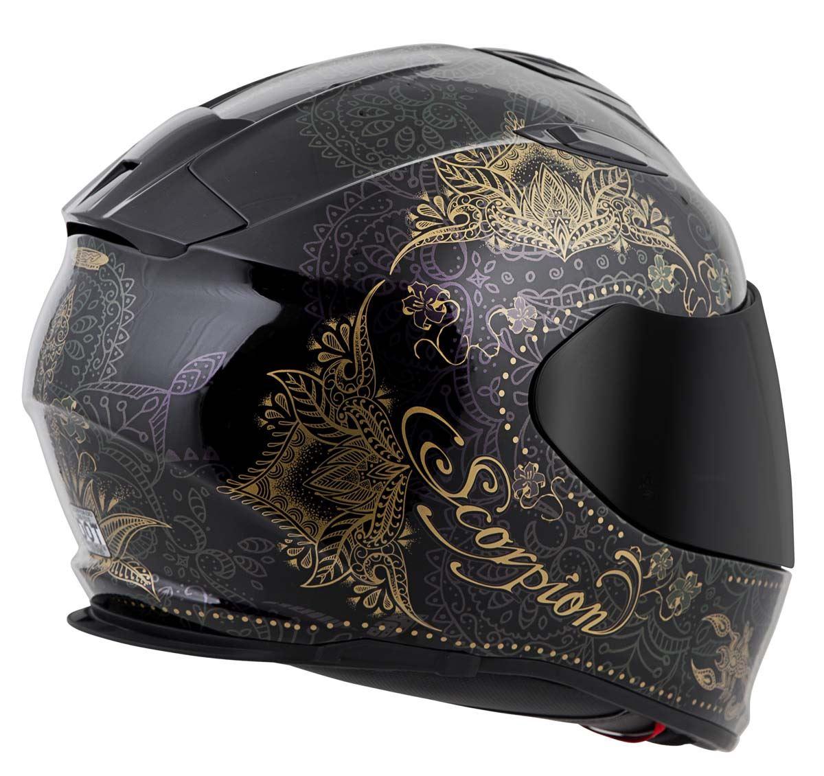 Scorpion-EXO-T510-Helmet-Full-Face-DOT-Approved-Inner-Sun-Shield miniature 66